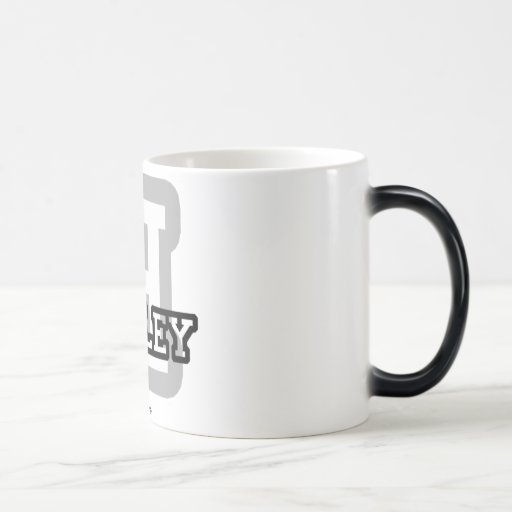 H is for Hadley 11 Oz Magic Heat Color-Changing Coffee Mug