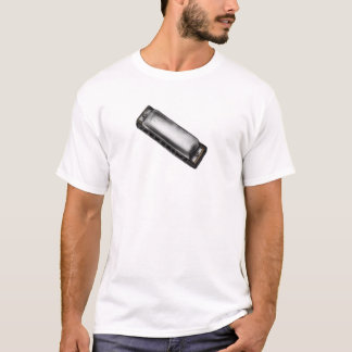 H is for Harmonica T-Shirt