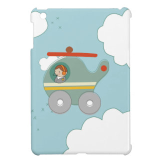 H is for Helicopter iPad Mini Case