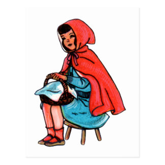 'H' is for Hood Postcard