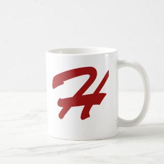 H is For Hot Coffee Mug