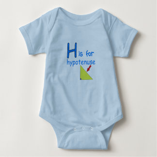 H is for Hypotenuse Shirt