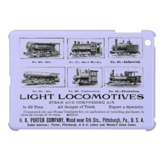 H K Porter & Co.Light Locomotives iPad Mini Case