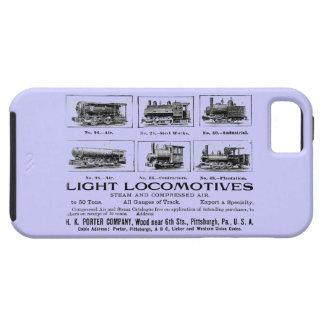 H K Porter & Co.Light Locomotives iPhone 5 Case