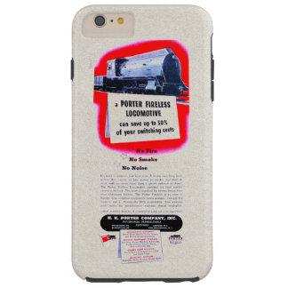 H.K. Porter Fireless Steam Locomotive 1943 Tough iPhone 6 Plus Case