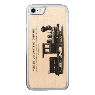 H K Porter Locomotive Company Class B-T4 Carved iPhone 7 Case
