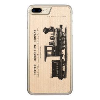H K Porter Locomotive Company Class B-T4 Carved iPhone 7 Plus Case