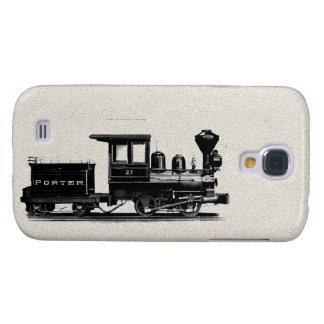 H K Porter Locomotive Company Class B-T4 Galaxy S4 Case