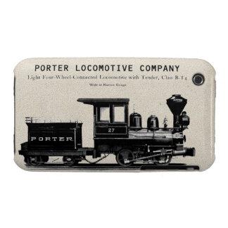 H K Porter Locomotive Company Class B-T4 iPhone 3 Cover