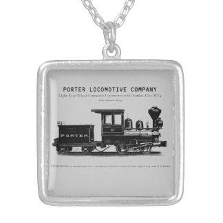 H K Porter Locomotive Company Class B-T4 Necklace