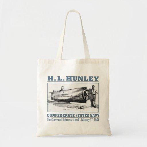 H.L. Hunley Bolsa De Mano