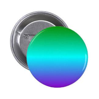 H Linear Gradient - Green Cyan Violet Pins