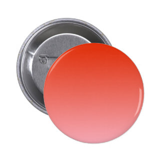 H Linear Gradient - Red to Pink Pinback Button