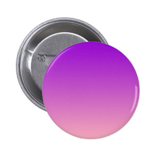 H Linear Gradient - Violet to Pink Pinback Button