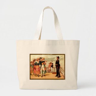 H.M.S. Pinafore Canvas Bags