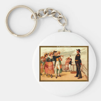 H.M.S. Pinafore Keychains