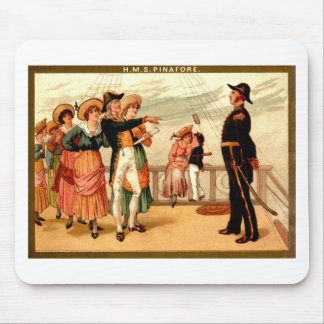 H.M.S. Pinafore Mouse Pad