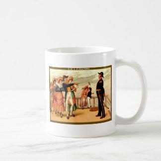H.M.S. Pinafore Classic White Coffee Mug