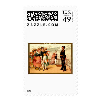 H.M.S. Pinafore Postage