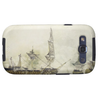 H.M.S. Victory at the Battle of Trafalgar, 1805, ( Samsung Galaxy SIII Cover