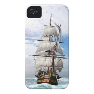 H M S Victory Blackberry Bold Cases