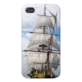 H M S Victory Cases For iPhone 4