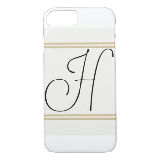 H Monogram Iphone case! iPhone 8/7 Case
