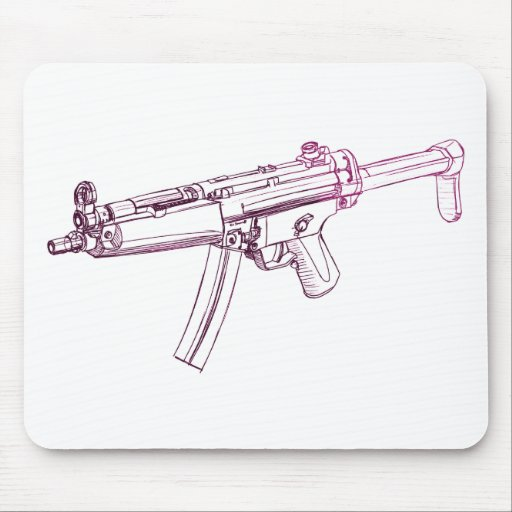 H MP SMG MOUSE PADS