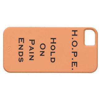 H.O.P.E. iPhone 5 CASES