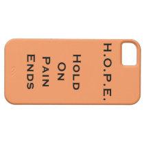 H.O.P.E. iPhone SE/5/5s CASE