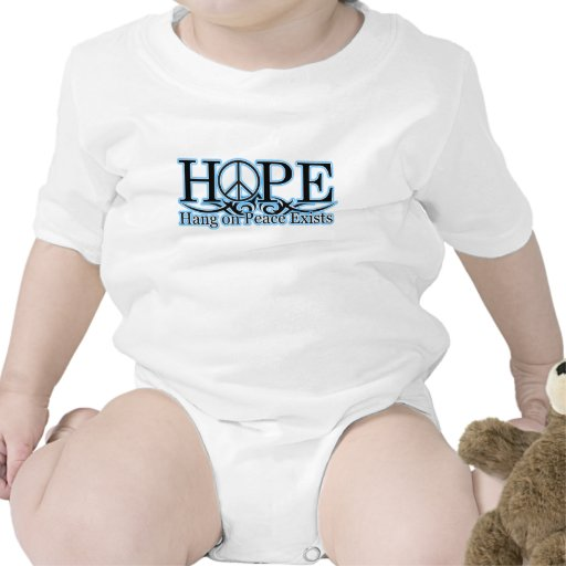 H.O.P.E - La caída en paz existe Camiseta