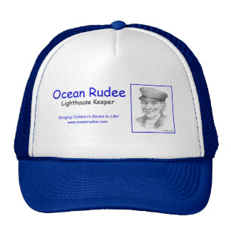 H - Ocean Rudee - Any Size, Style or Color of Hat