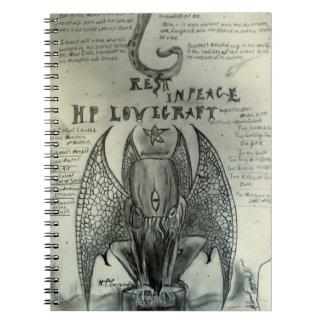 H.P. Cuaderno de Lovecraft