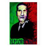 H.P.Lovecraft 1939 Postcard