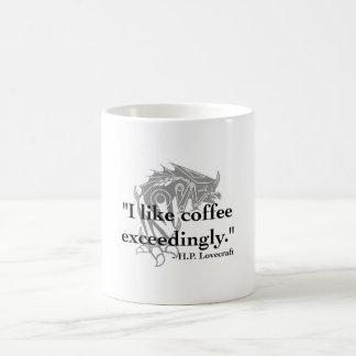 H.P. Lovecraft Coffee Mug