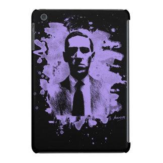 H.P. Lovecraft of tributes (violet) iPad Mini Retina Case