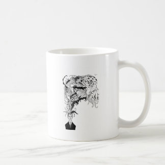 H.P. Lovecraft's monsters Coffee Mug