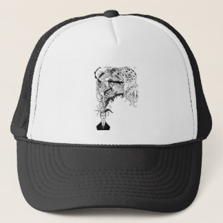 H.P. Lovecraft's monsters Trucker Hat