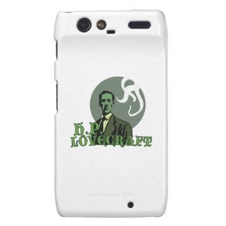 H.P. Lovegraft Motorola Droid RAZR Case