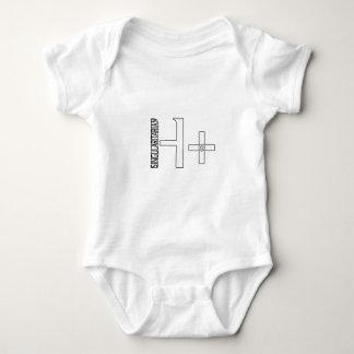 H Plus Baby Bodysuit