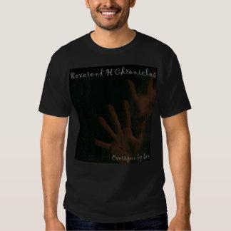 "H reverendo Chronicles ""666"" camiseta Poleras"