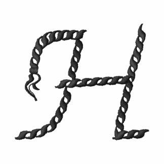 """H"" Rope Alphabet 2.5"""