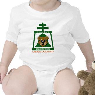 H.S. polivinílico el condado de Cross - hágalo mue Camiseta