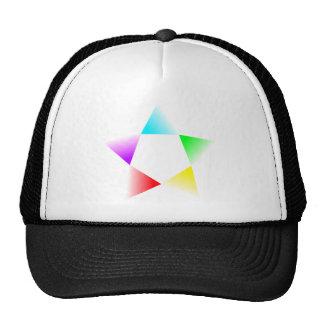 H-Star Multicolour Rotating Trucker Hats