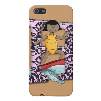 H Surfer iPhone 5 Cover