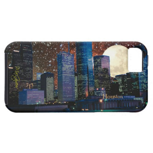 H-Town iPhone 5/5S Case