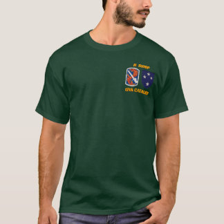 H Troop 17th Cavalry VSR M551 Sheridan Shirt