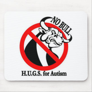 H.U.G.S. for Autism Mouse Pad