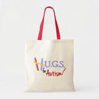 H.U.G.S. para el autismo Bolsa Tela Barata