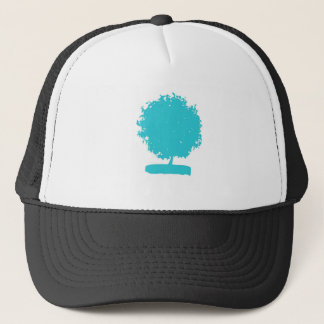 HA0003 :Blue tree hat